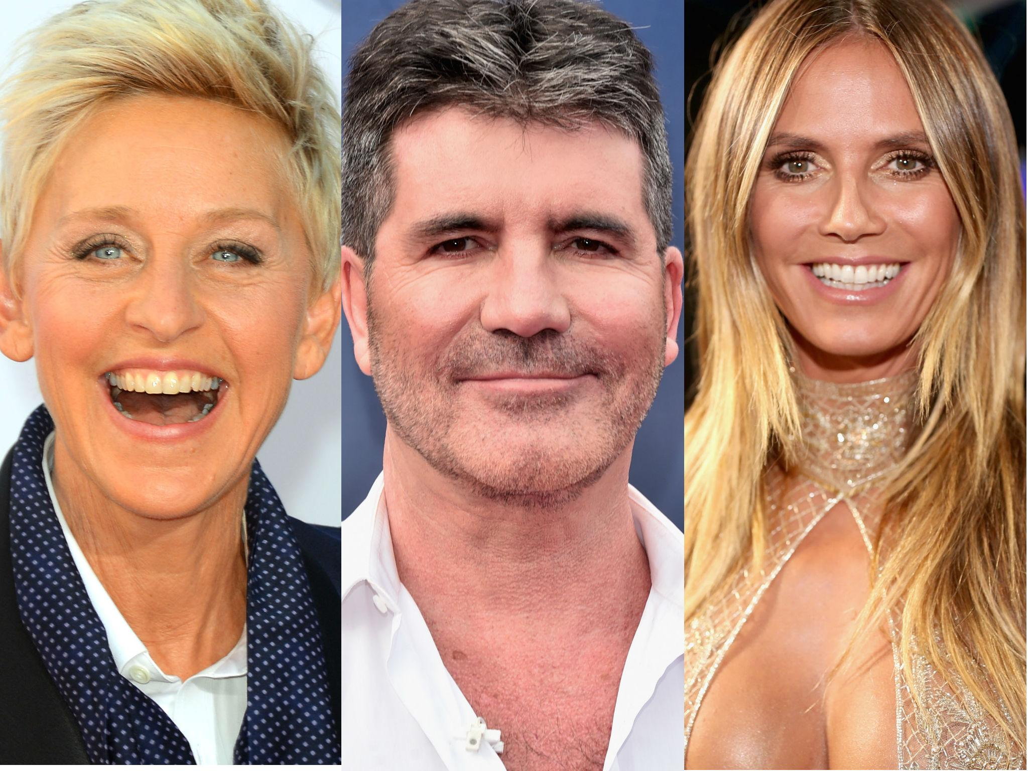 Highest-paid TV stars: Salaries of the biggest presenters in