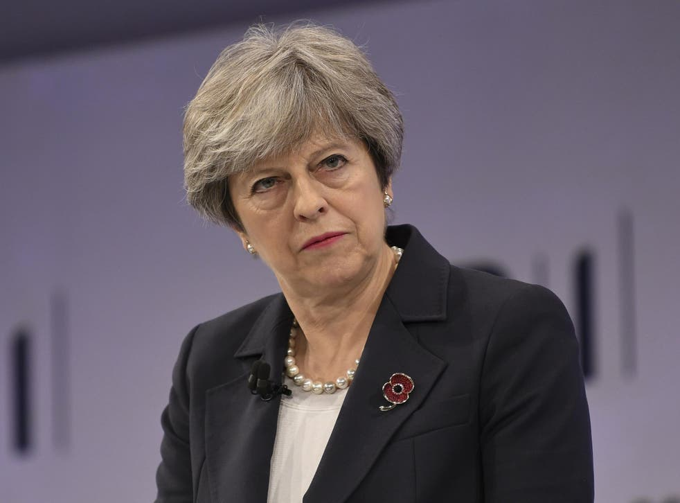 Theresa May needs to move Brexit talks on in December