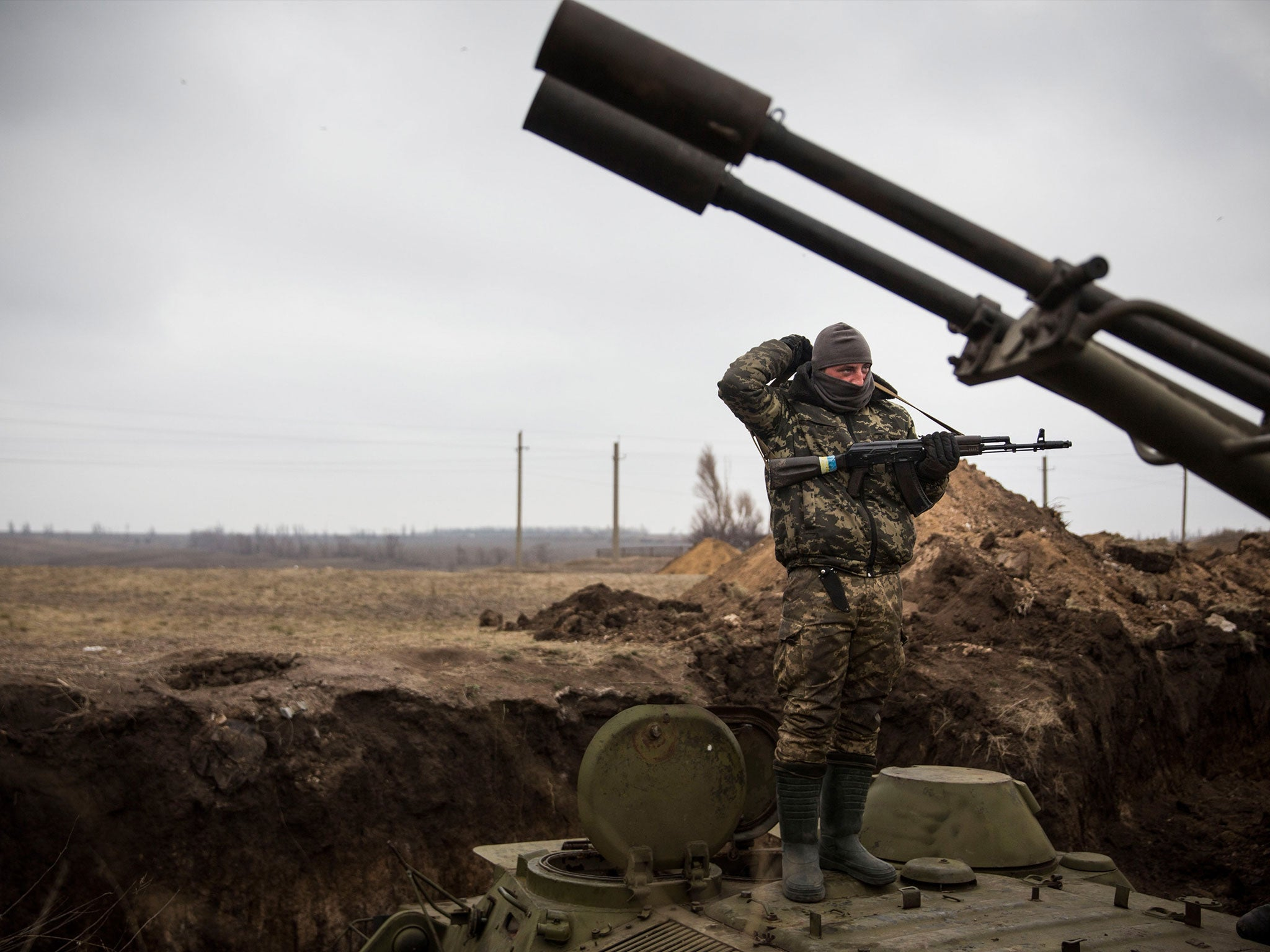 Russia says Ukraine is preparing for 'new war' by calling it an aggressor