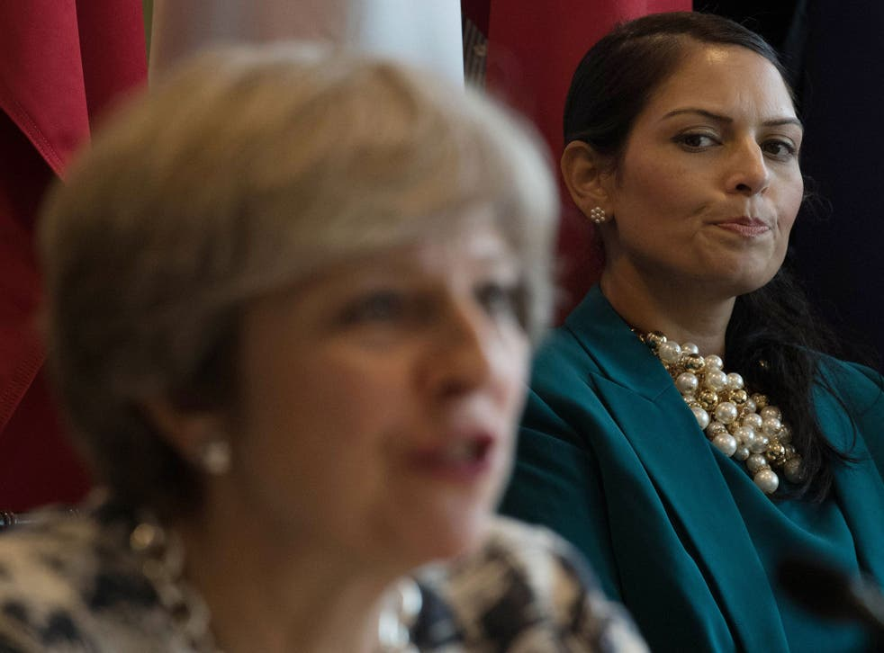 Priti Patel has complained to the Electoral Commission over the Remain campaign