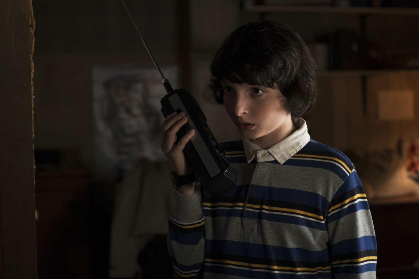 How Old Is The Black Kid In Stranger Things