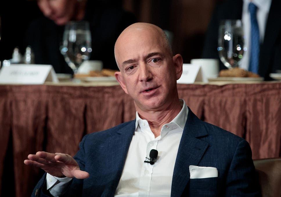Amazon Founder Jeff Bezos Becomes Newest 100bn Billionaire Thanks