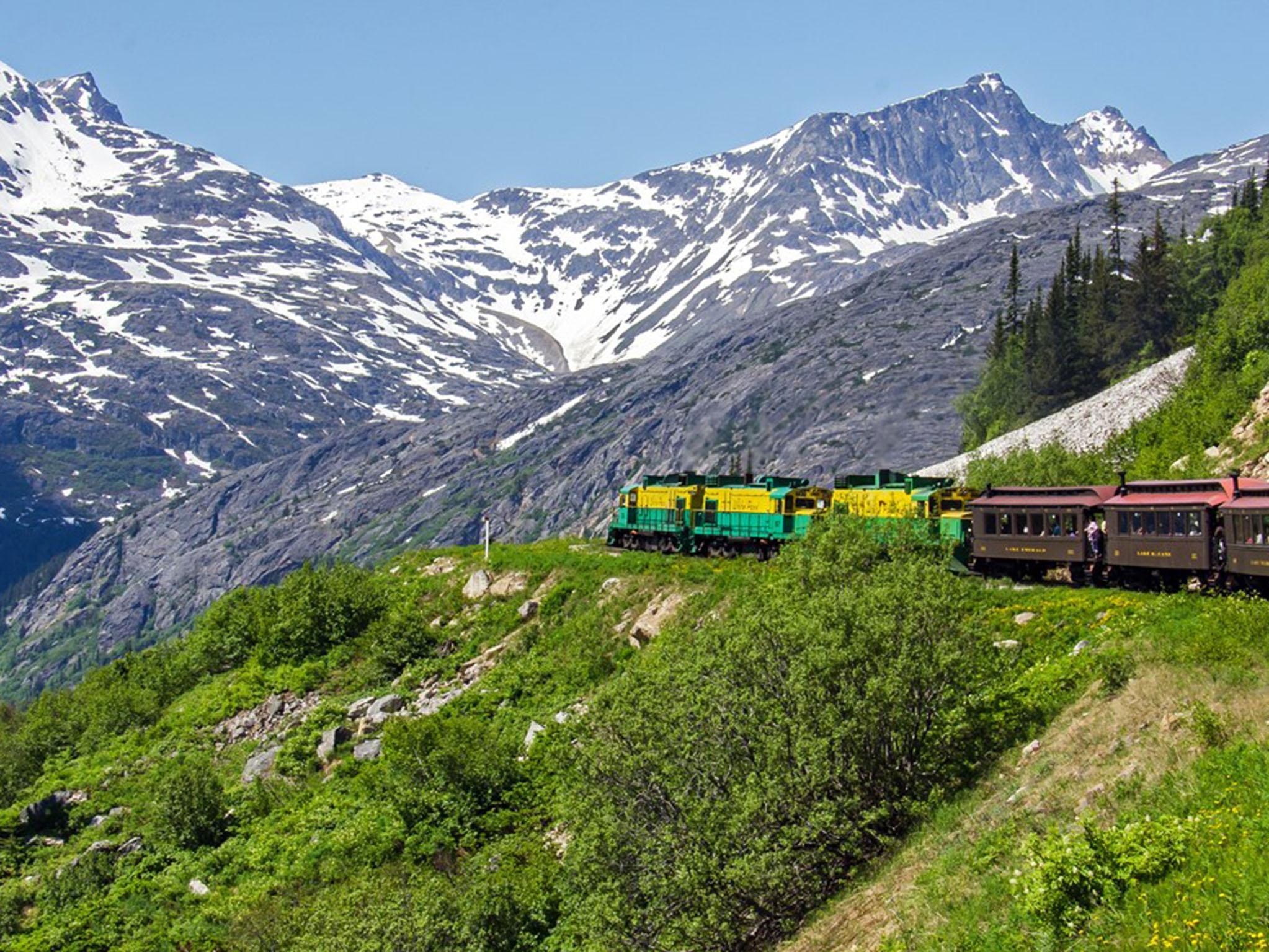 Taste Escape: On track for spectacular in Alaska | The Independentindependent_brand_ident_LOGOUntitled