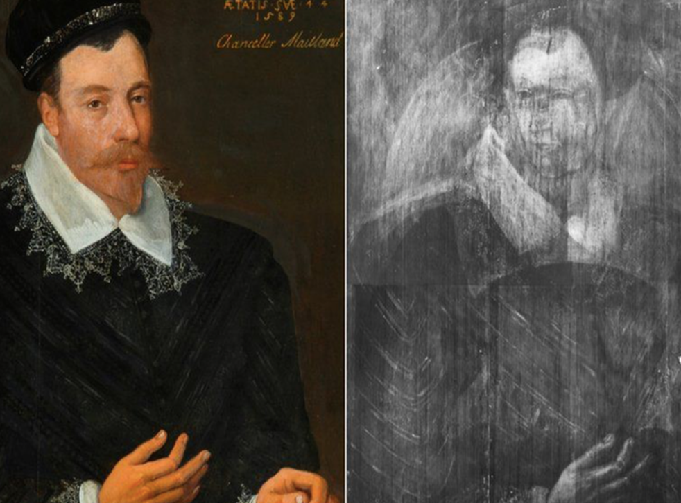 Sometimes known as 'damnatio memoriae' – the condemnation of memory – the history of art is full of examples of covered-up portraits