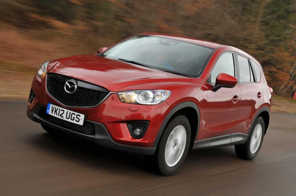 Buying used four family friendly suvs the independent mazda cx 5 fandeluxe Gallery