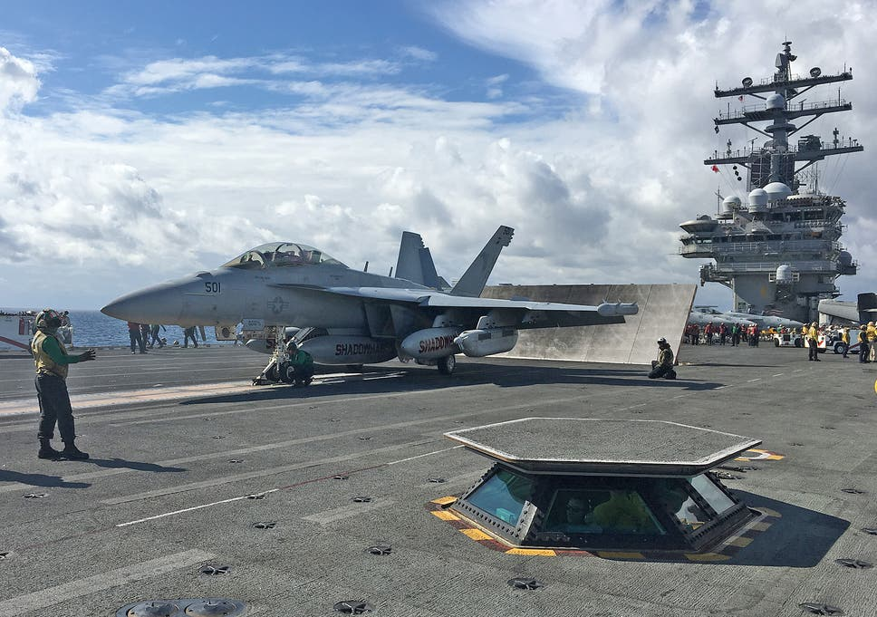 Us Navy Confirms Its Jets Drew Penises In The Sky Over Washington