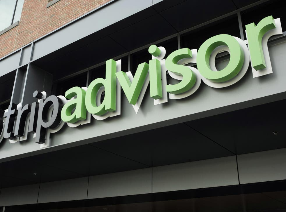 Sites such as TripAdvisor have lost customers' trust
