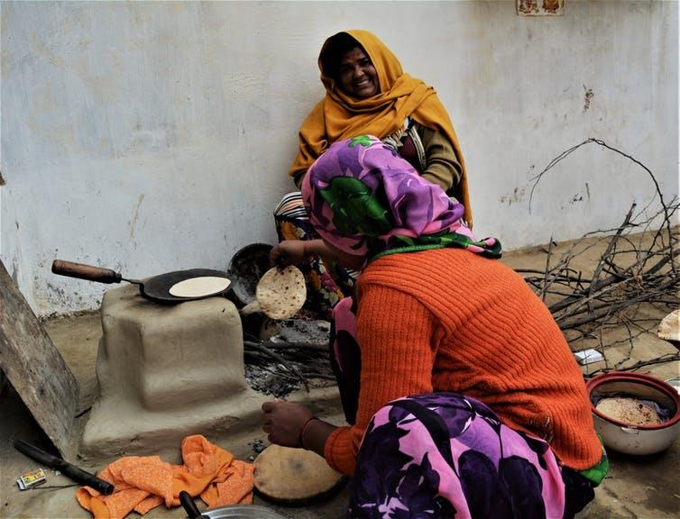 How women use food to negotiate power in Pakistani and Indian