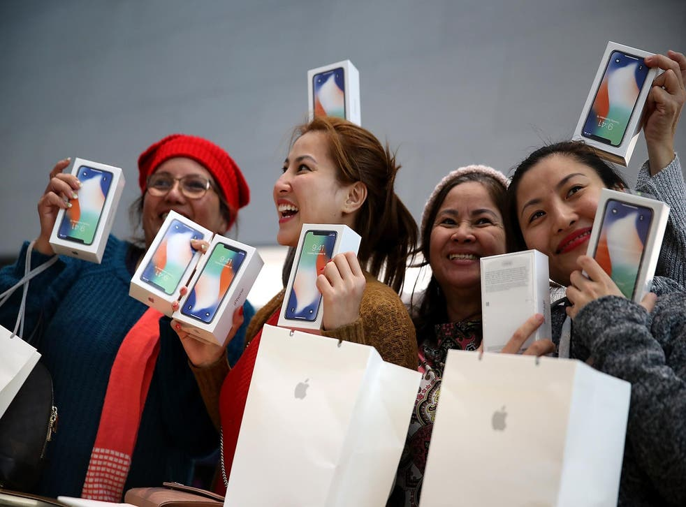 You won't catch me queuing up for the latest iPhone
