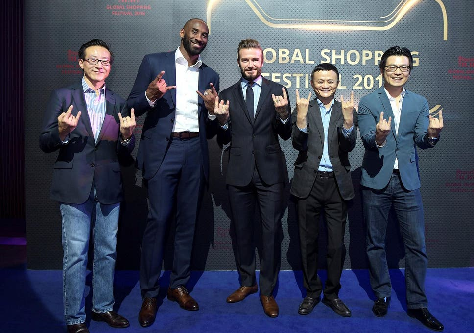 Last year s star-studded televised opening event included appearances from  basketball legend Kobe Bryant 6d46e5b3c99