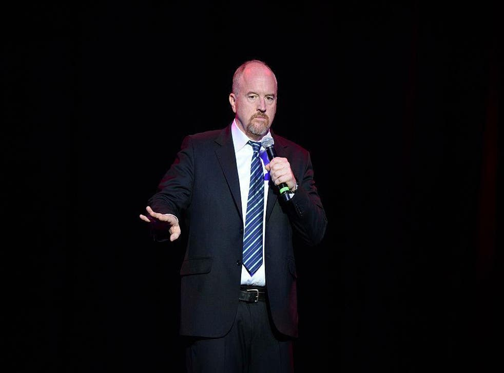 Louis CK has been accused of sexual misconduct by five women