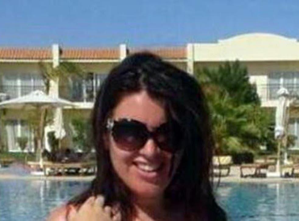 Laura Plummer is being held in Egypt