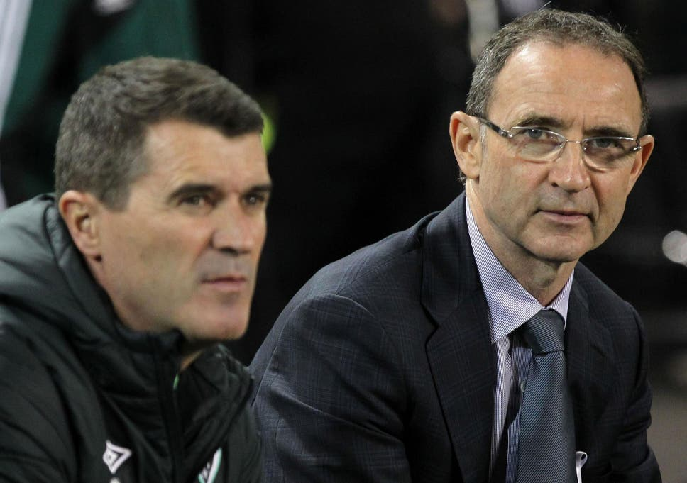Shay Given lifts the lid on Martin O'Neill and Roy Keane