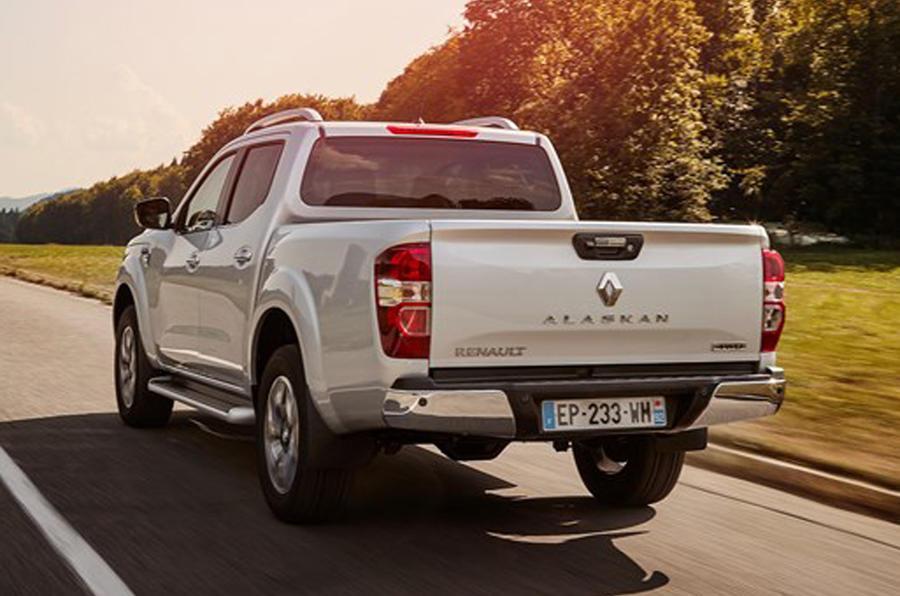 Driven 2018 Renault Alaskan The Independent