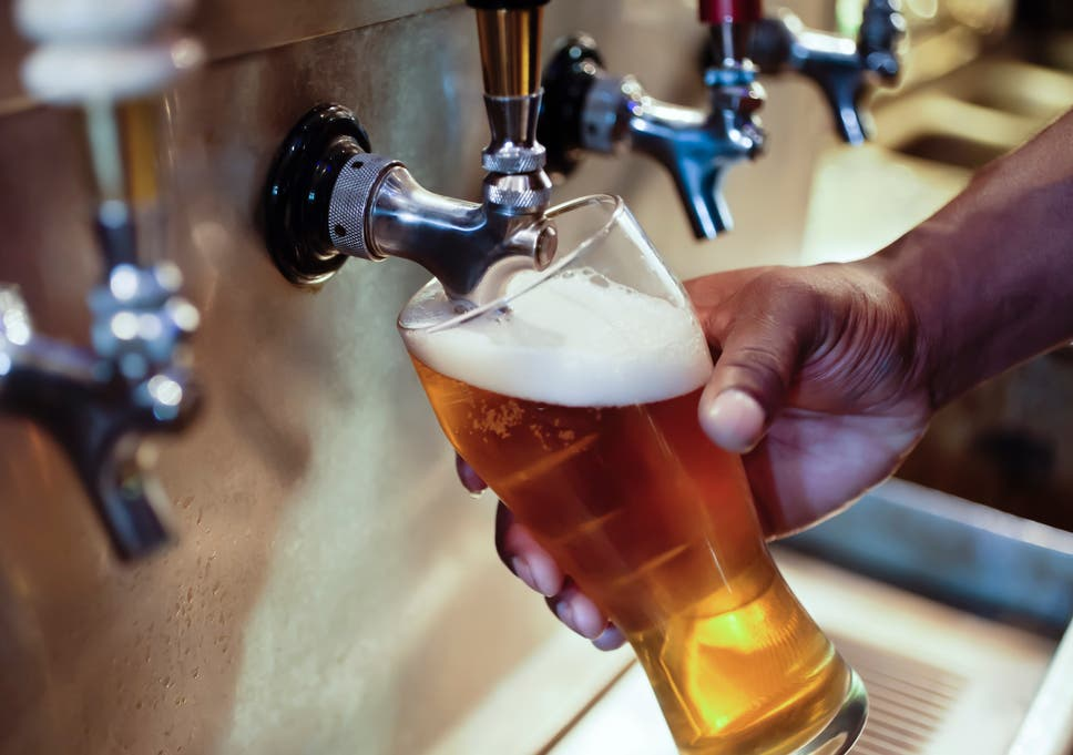 New California law allows beer sellers to pay for drunken