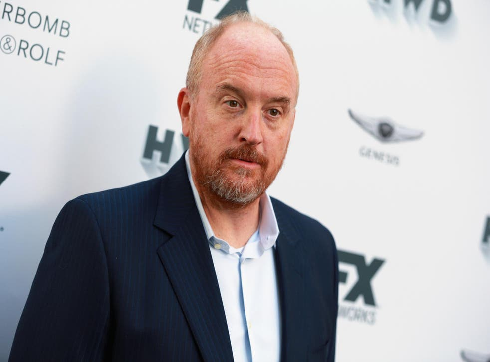 Louis CK has said that allegations made by five women against him are true