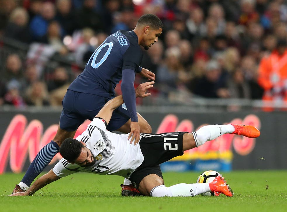 Loftus-Cheek appeared assured and assertive on his international debut