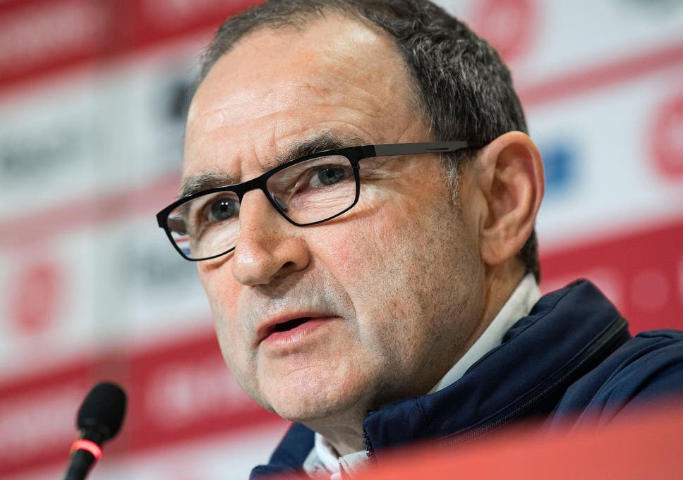 Martin O Neill has the Republic of Ireland 180 minutes away from Russia d2a410e0e
