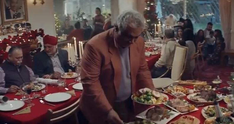 71acb3d09736 Tesco – why are you including a Muslim family in your Christmas advert if  you're not going to sell halal turkey? | The Independent