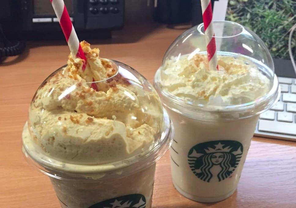 Starbucks Christmas Menu.The Secret Starbucks Christmas Drinks Better Than The Ones
