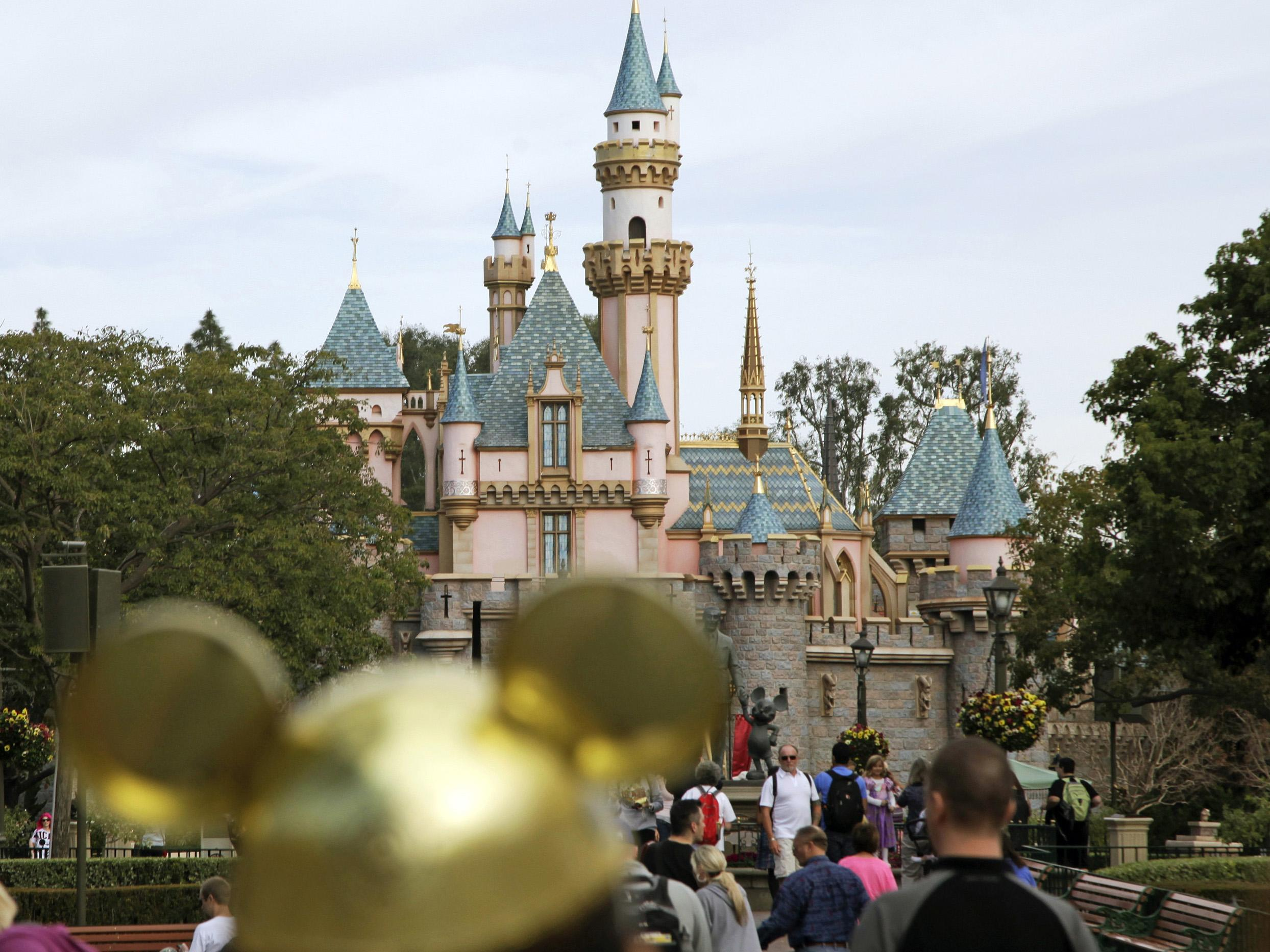 Disneyland cooling towers shut down after they gave off mist disneyland cooling towers shut down after they gave off mist containing legionnaires bacteria the independent publicscrutiny Choice Image