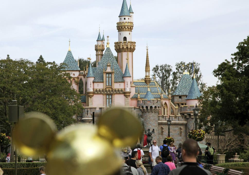 Disneyland cooling towers shut down after they gave off mist