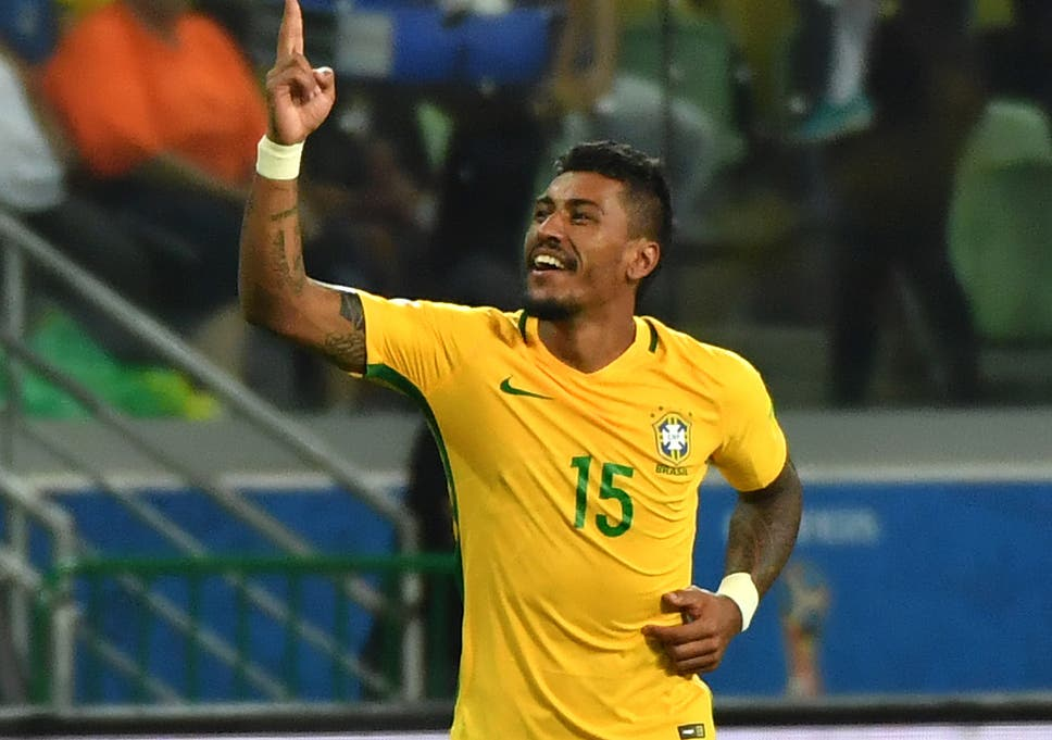 Paulinho Returns To England With Brazil On Tuesday Having Already Proven A Point