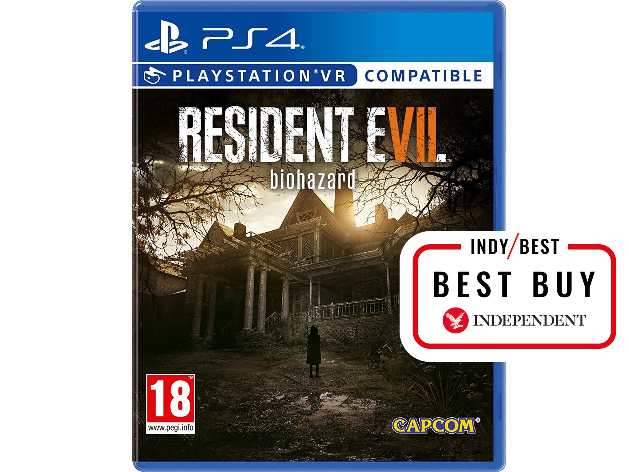8 best PSVR games | The Independent