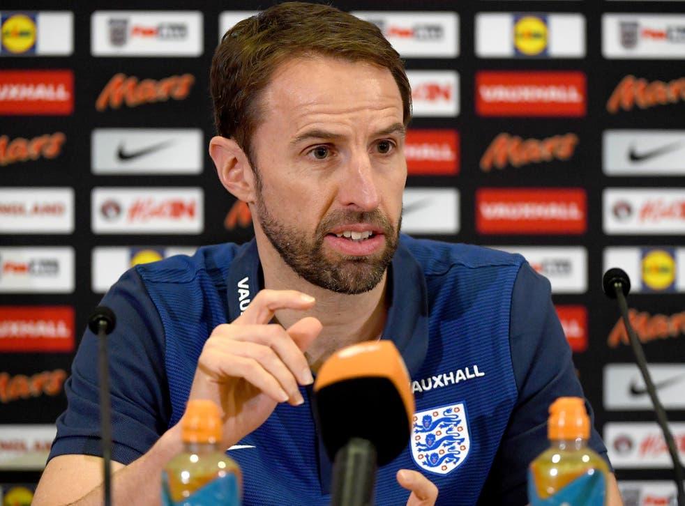 England entertain Brazil at Wembley Stadium on Tuesday evening