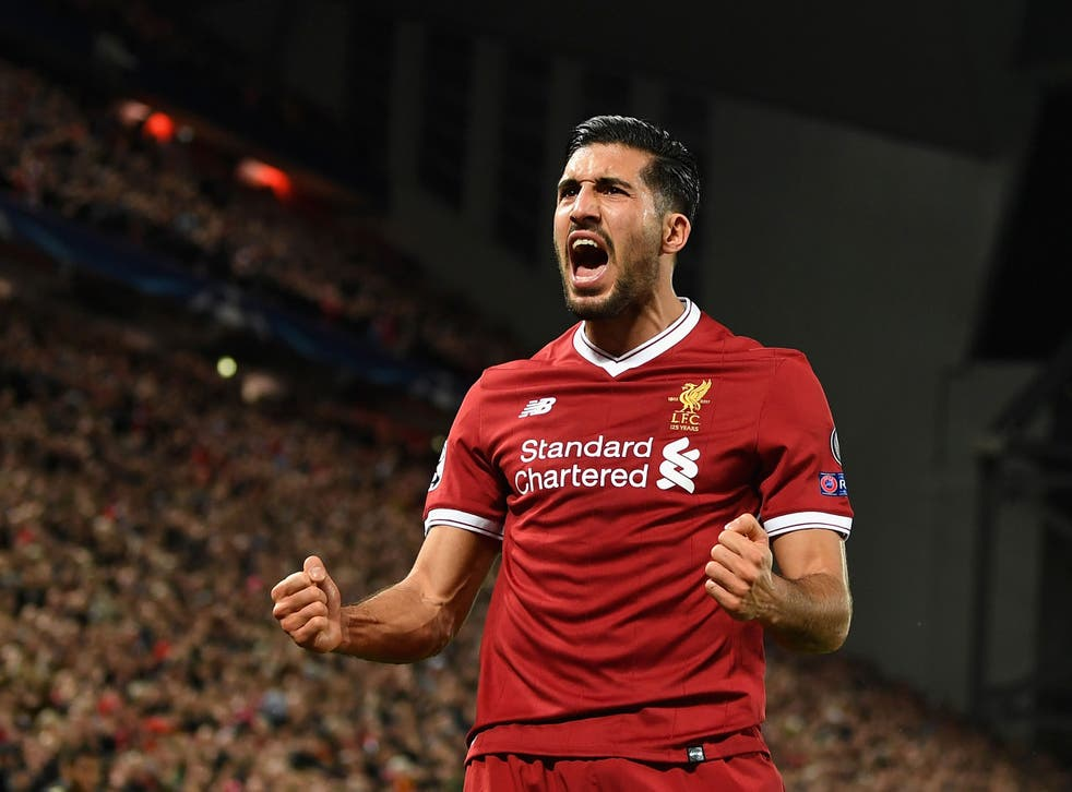 Emre Can looks likely to leave Liverpool at the end of the season
