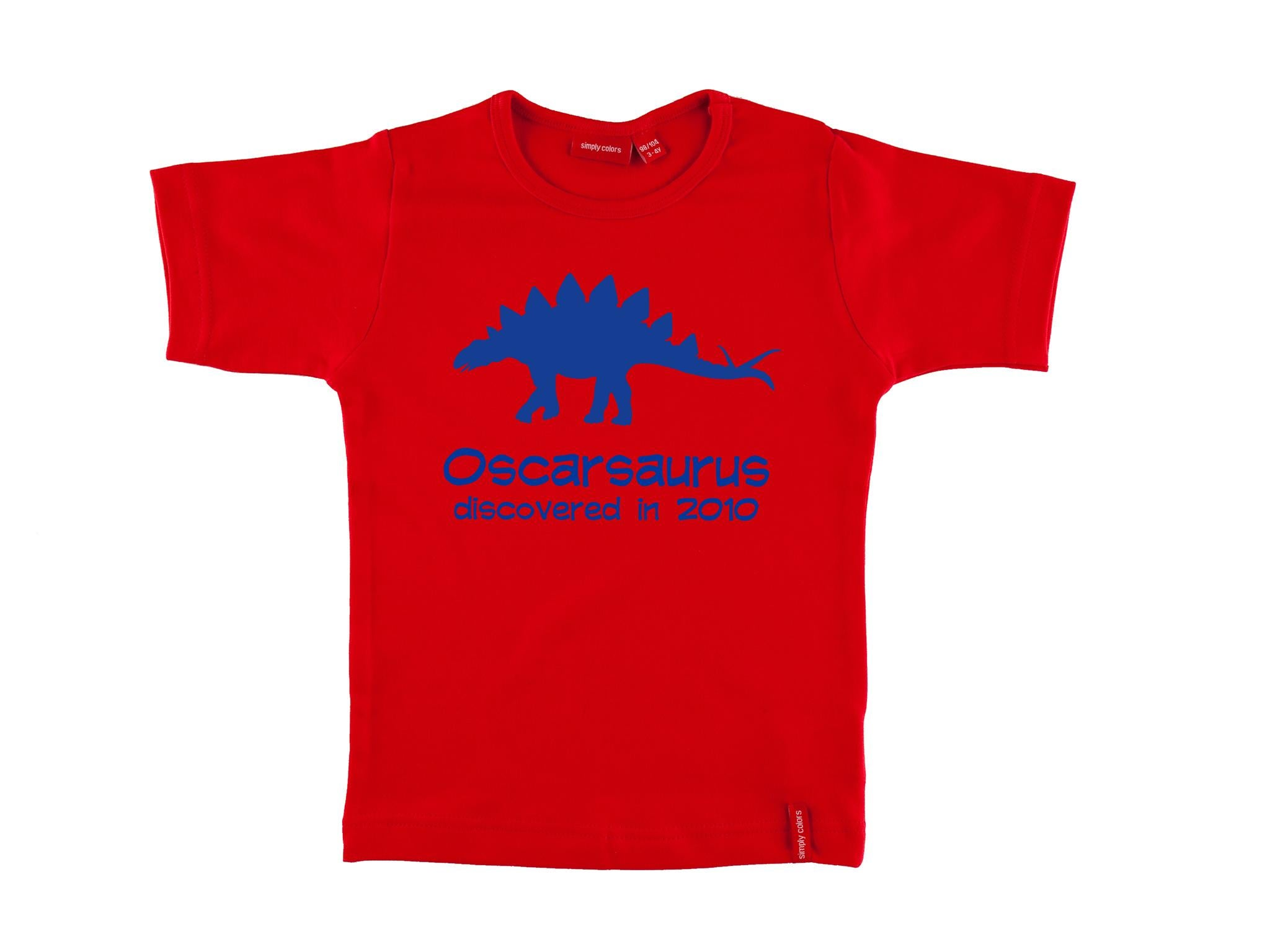 GREAT GIFT FOR ANY CHILD /& NAMED TOO ROBOT KIDS PERSONALISED T-SHIRT