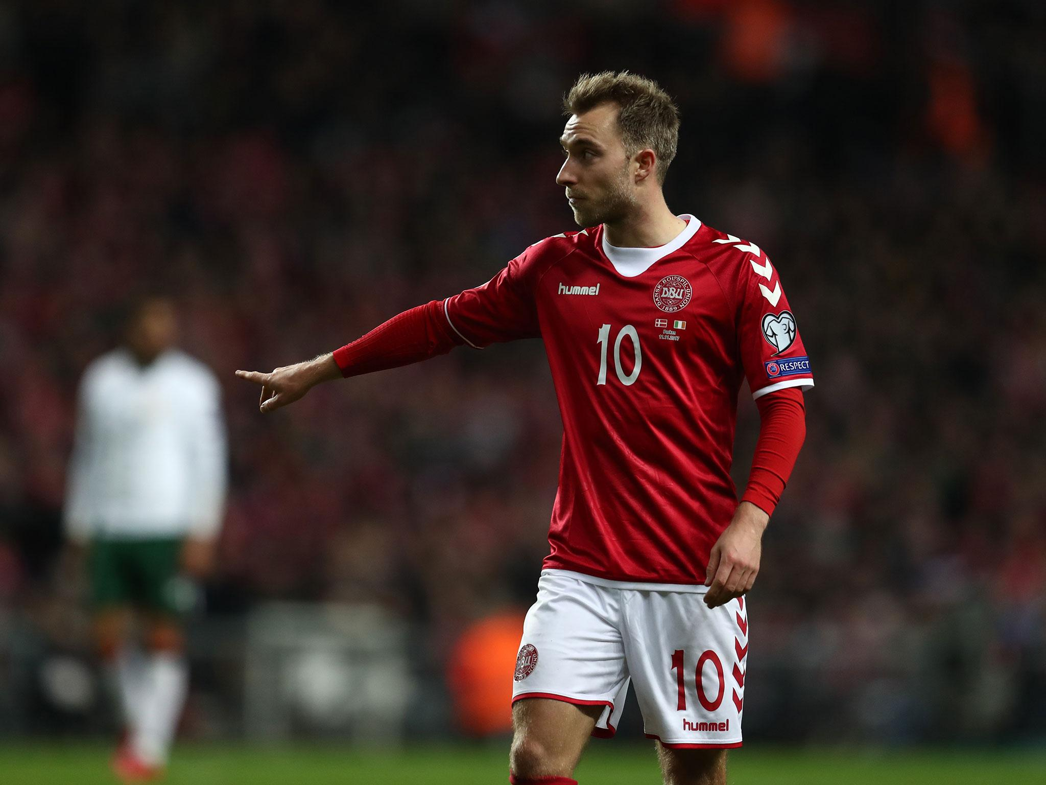 Denmark s World Cup hopes hang in the balance but does Christian