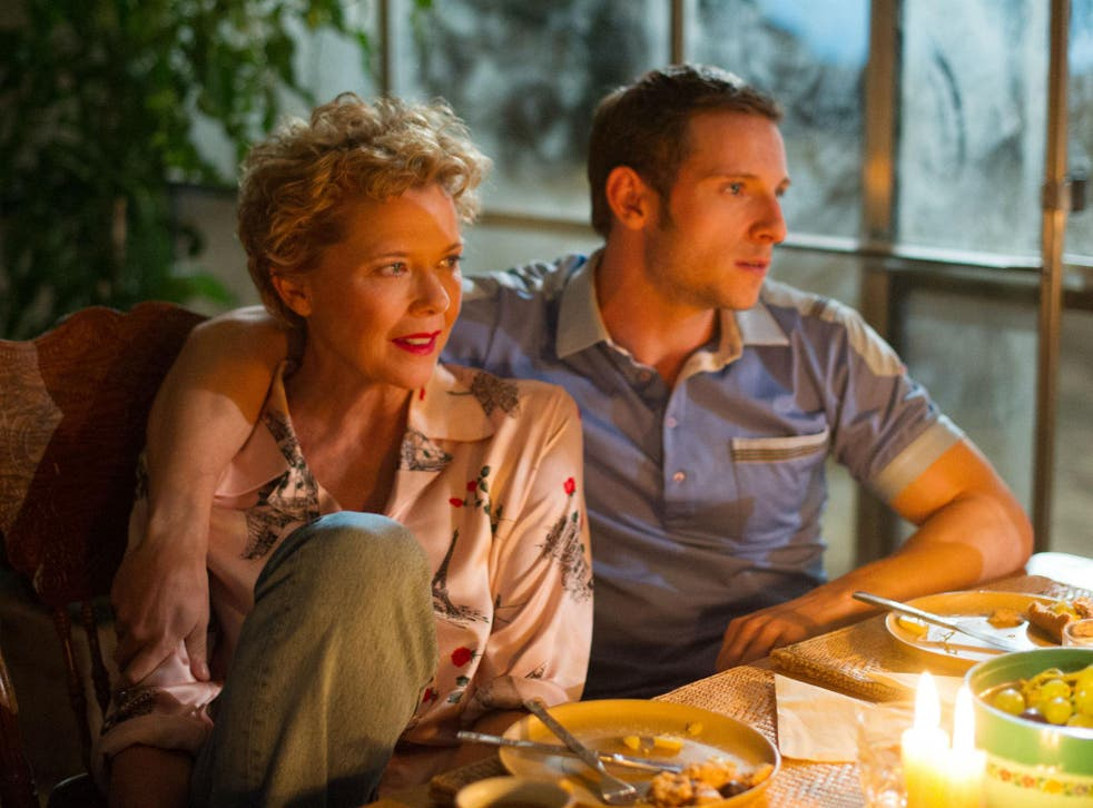 Annette Bening and Jamie Bell star in 'Film Stars Don't Die In Liverpool'