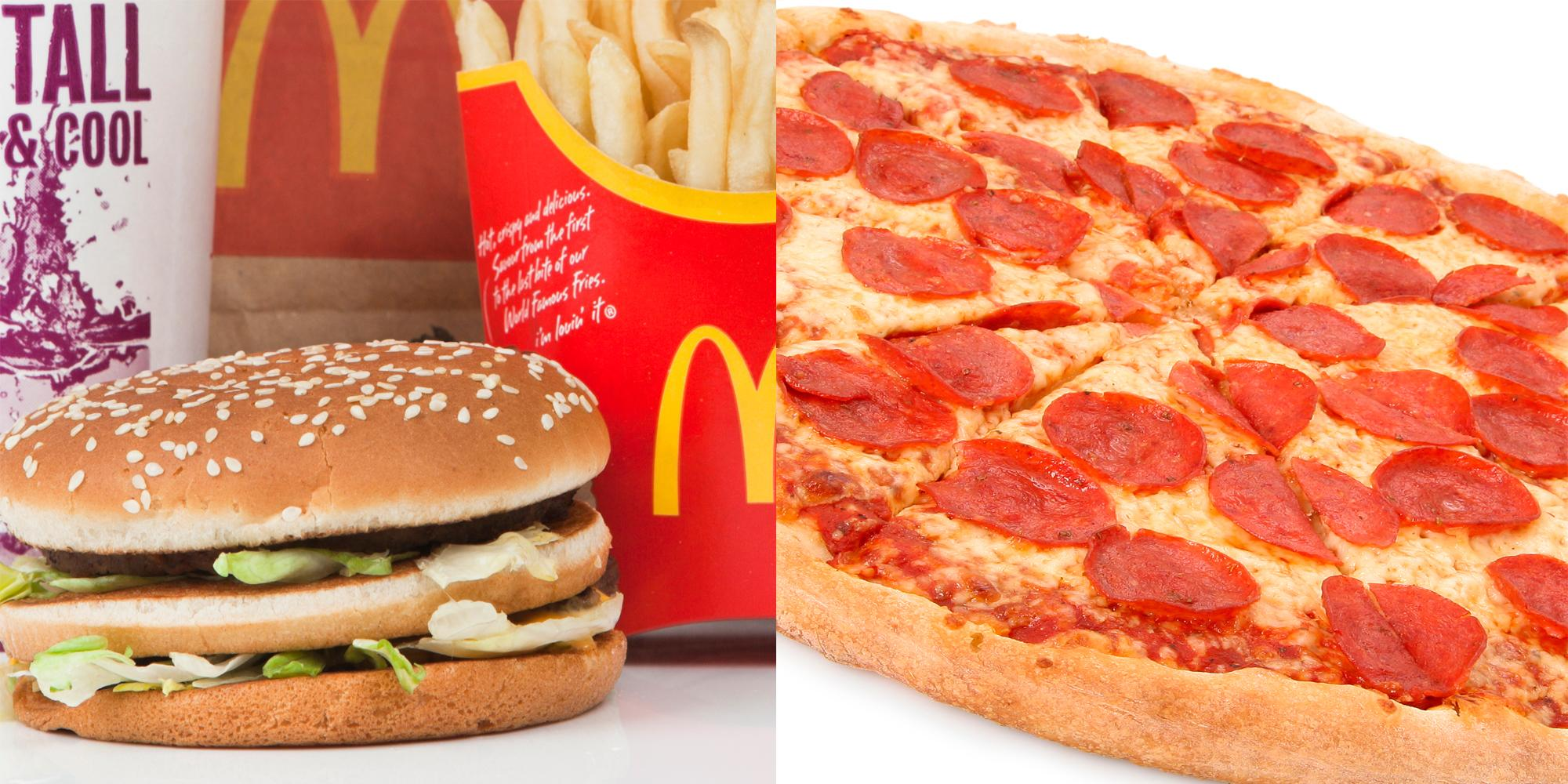 The real difference between British and American fast food, according to Americans