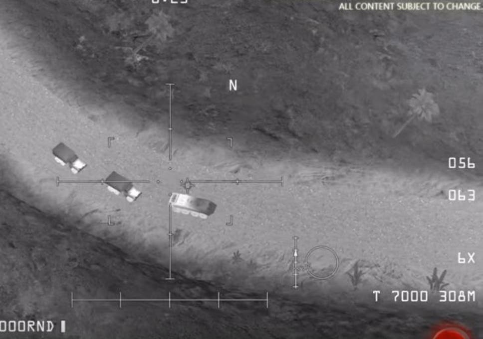 Russia claims US is helping Isis - using video games as evidence