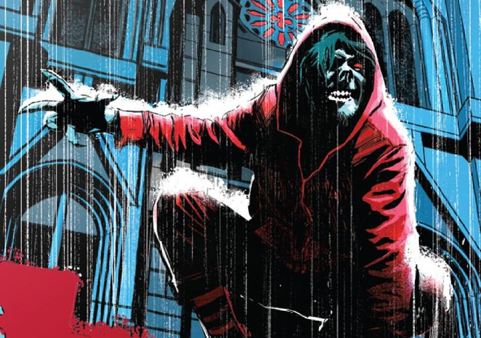 Morbius The Living Vampire: Spider-Man spin-off in