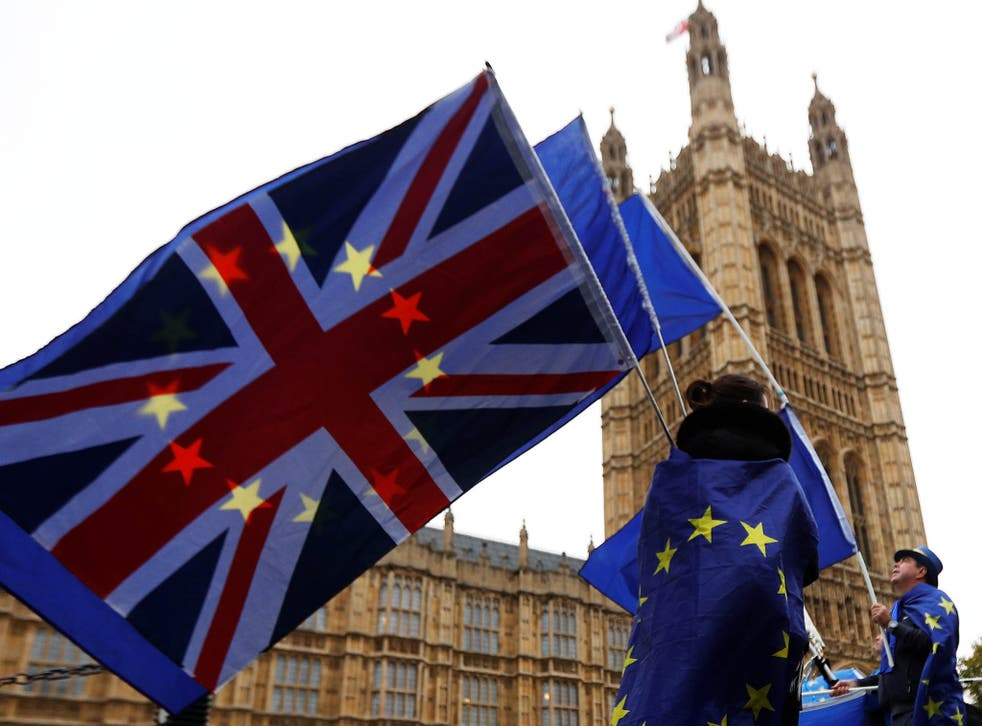 The future rights of EU citizens are one of three key 'divorce' issues in the Brexit talks