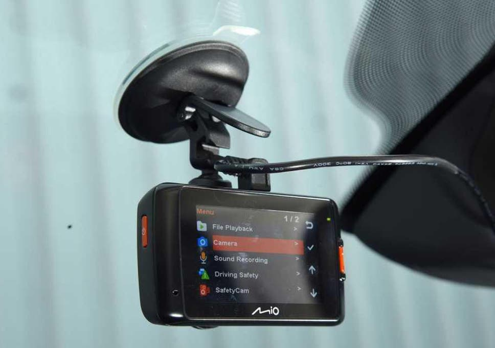 Review: The best dash-cams | The Independent