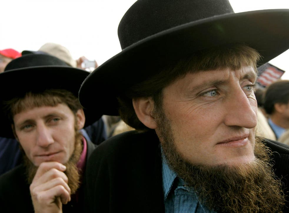 High proportions of Amish people possess the gene