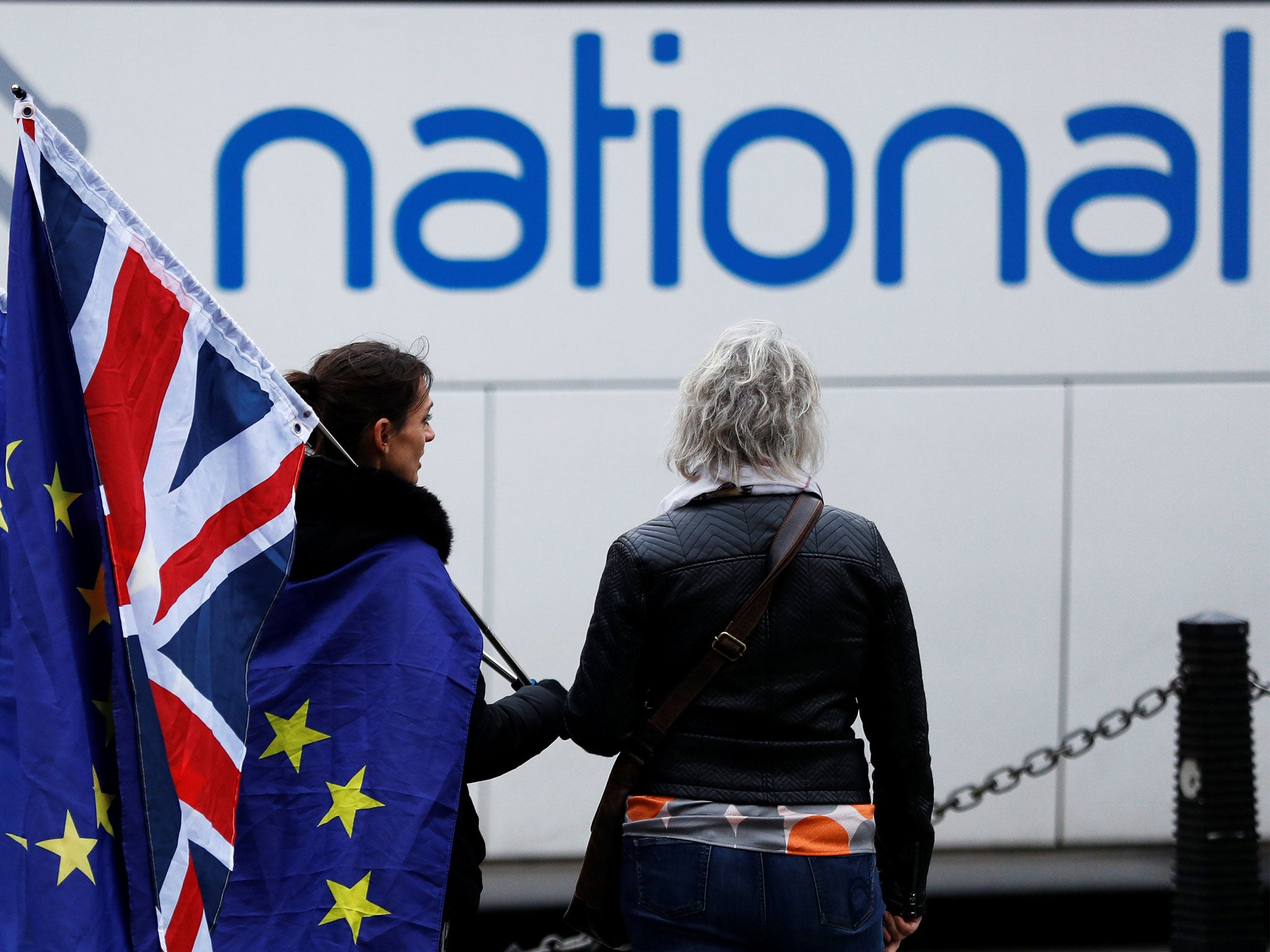 EU nationals still allowed to bring foreign partners to UK despite Government ruling, European court rules