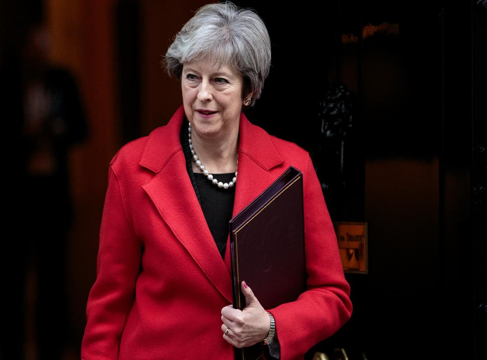 Theresa May vows to cover full costs of Manchester terror attack