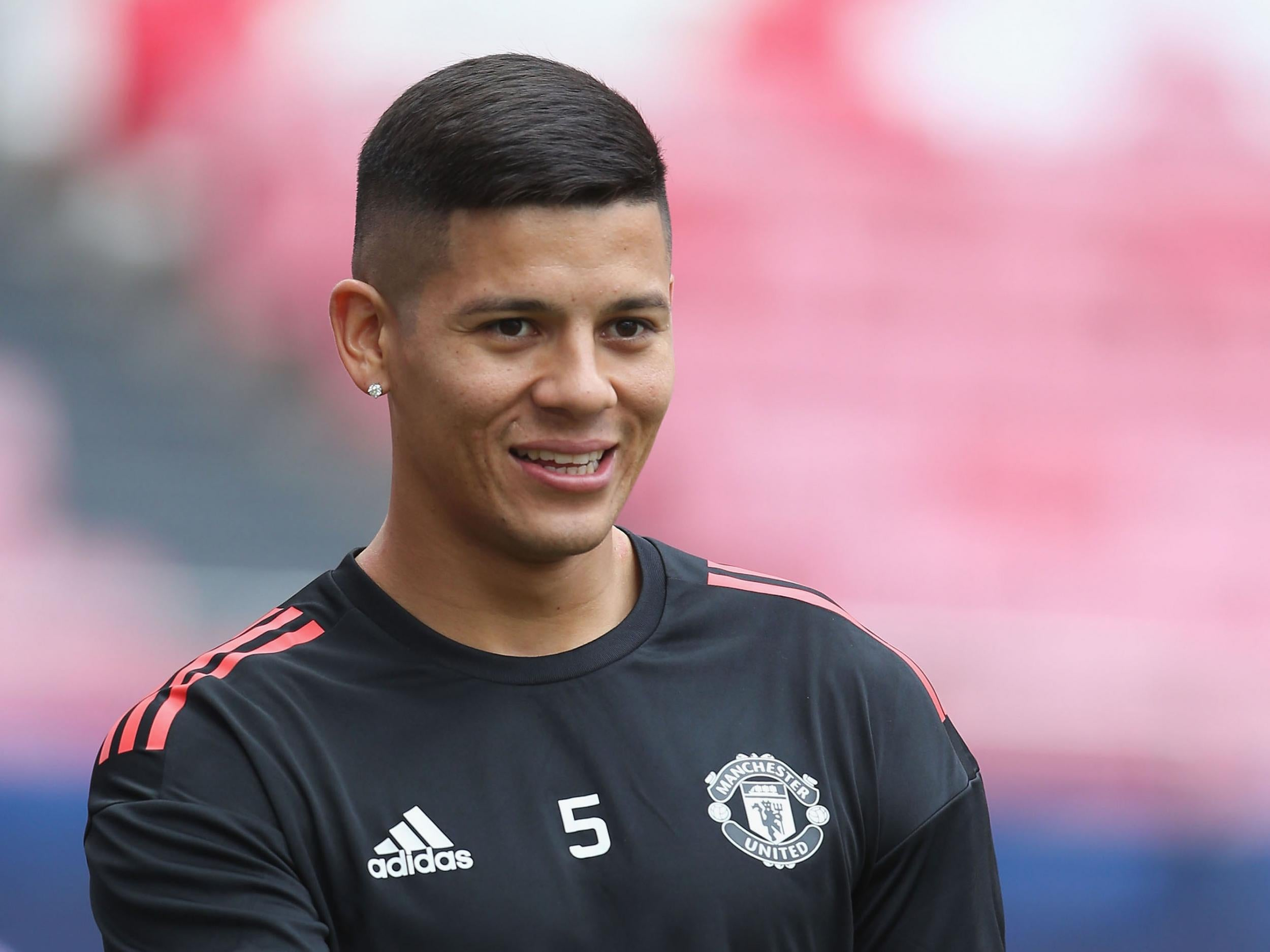 Marcos Rojo Eyes Champions League Fixture For Manchester United Return The Independent