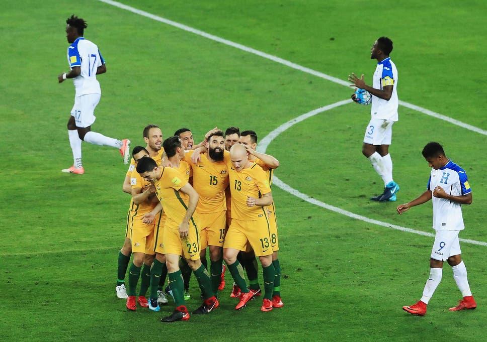 2018 World Cup  Australia become 31st team to qualify thanks to Mile  Jedinak hat-trick f1b94c123