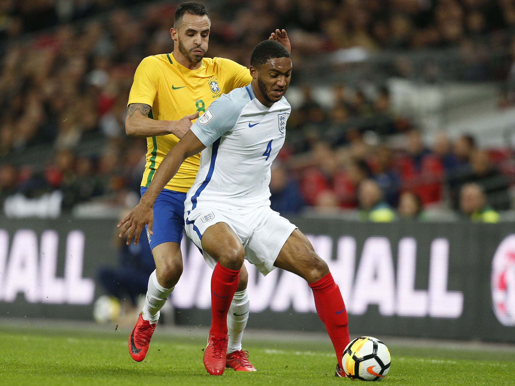 Joe Gomez thanks Gareth Southgate for putting his faith in England youth