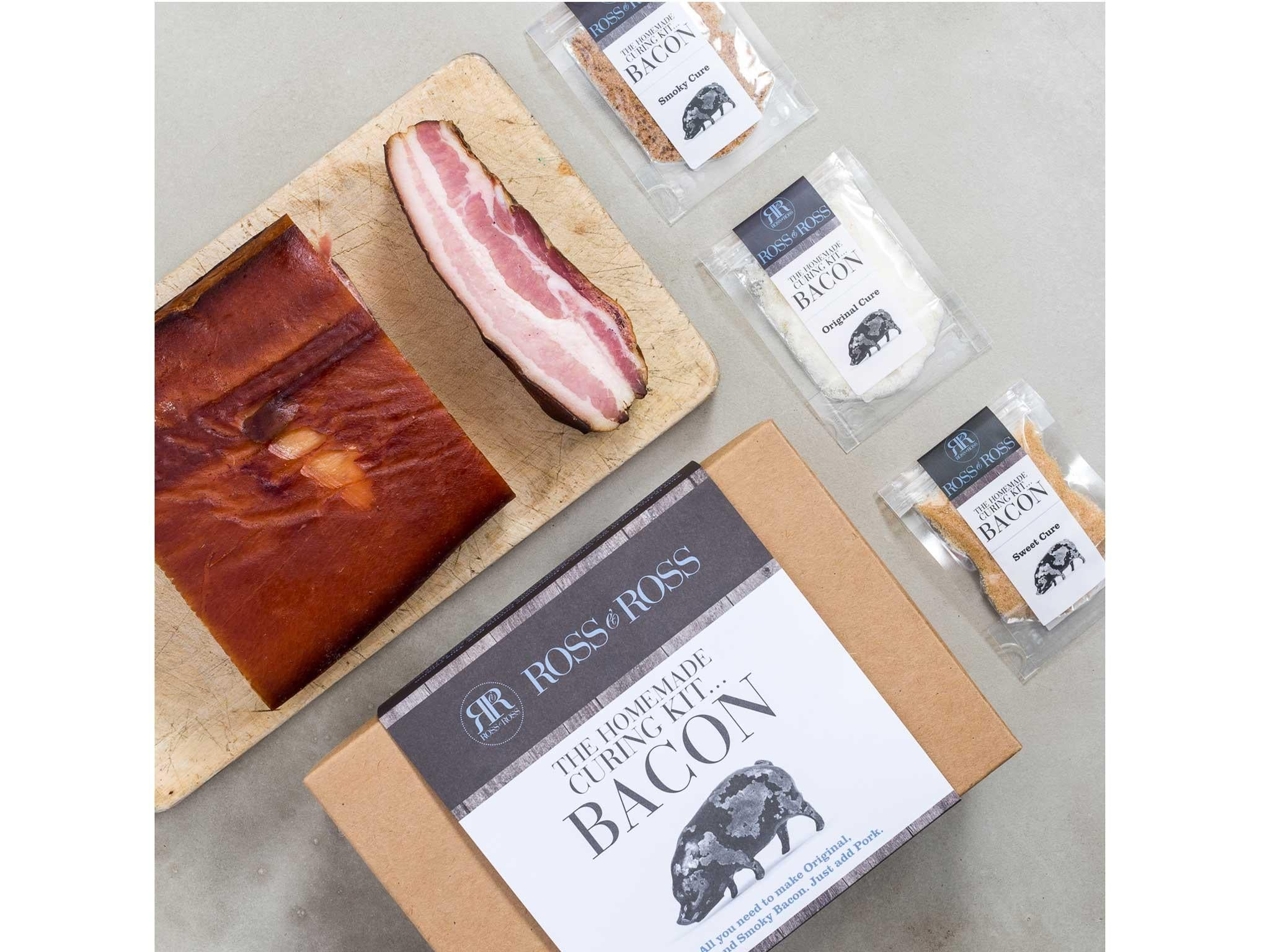 13 best diy food kits the independent bacon 22 not on the high street solutioingenieria Image collections