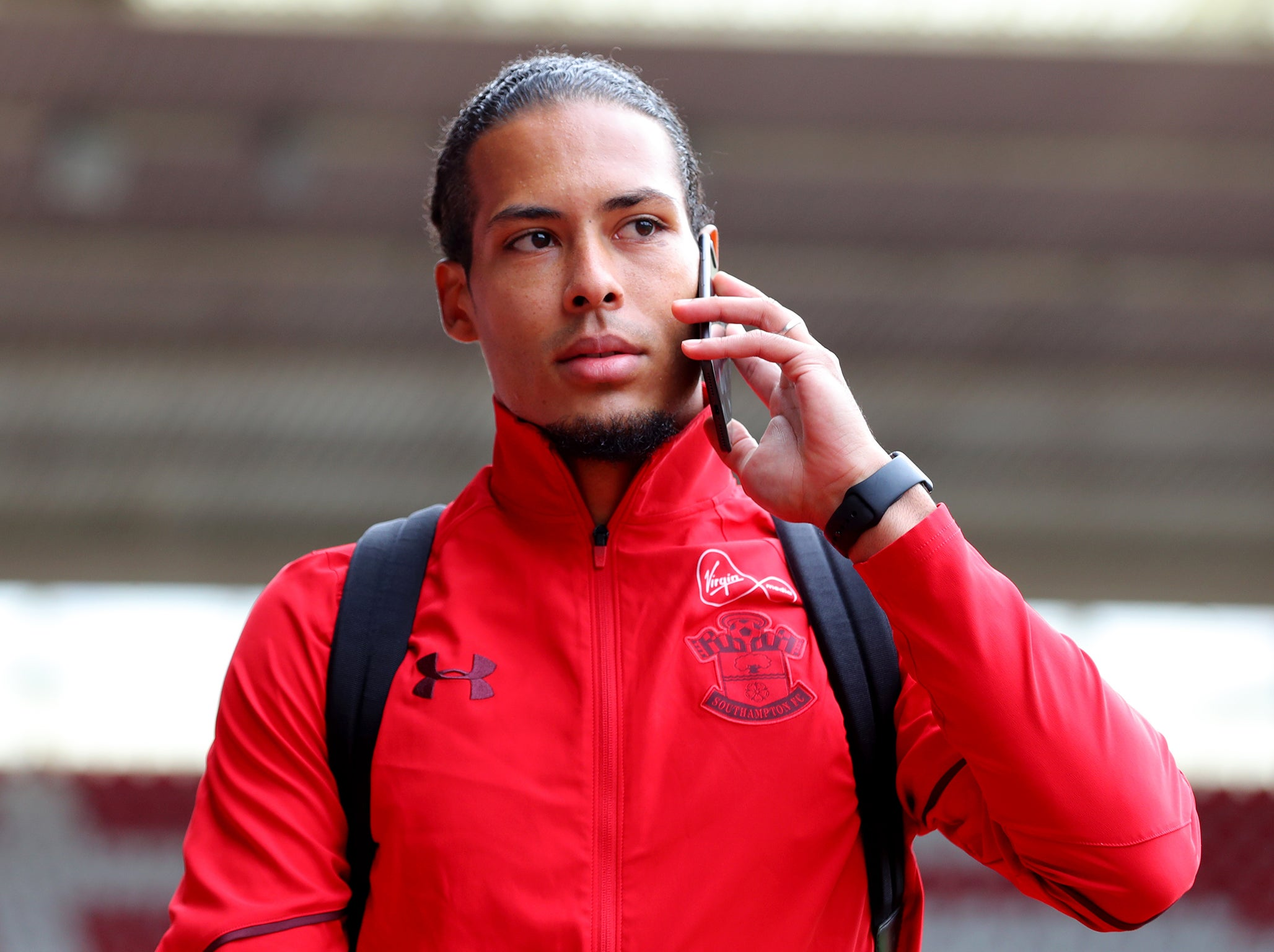 Mauricio Pellegrino shoots down Virgil van Dijk to Liverpool transfer talk: 'He's 100% committed to Southampton'