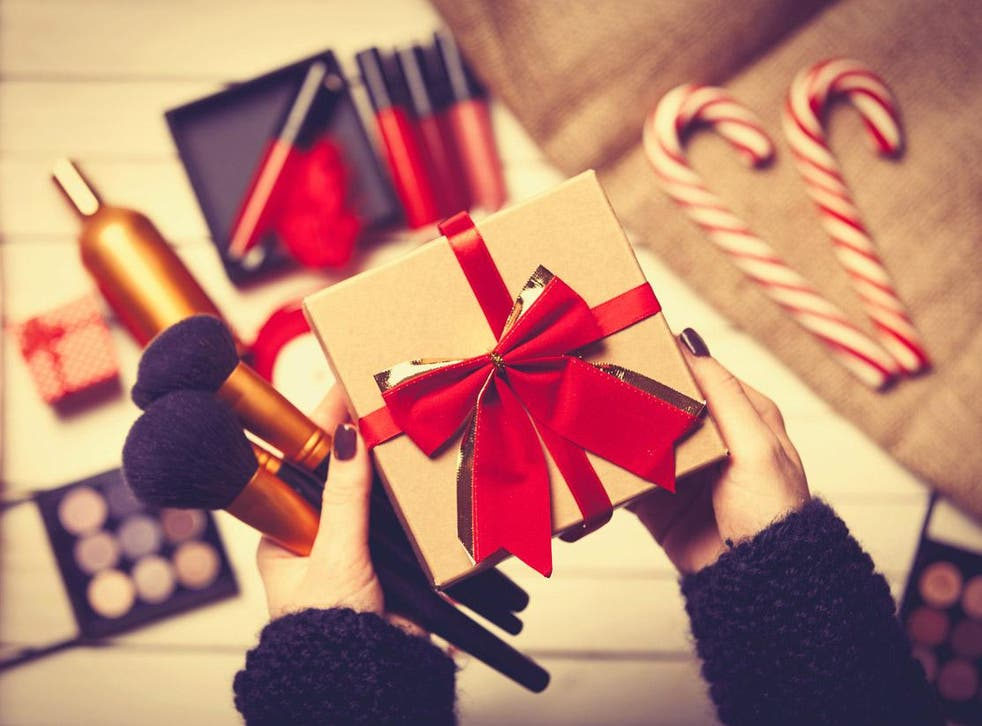 From make-up to skincare to brushes, there's a present for everyone here