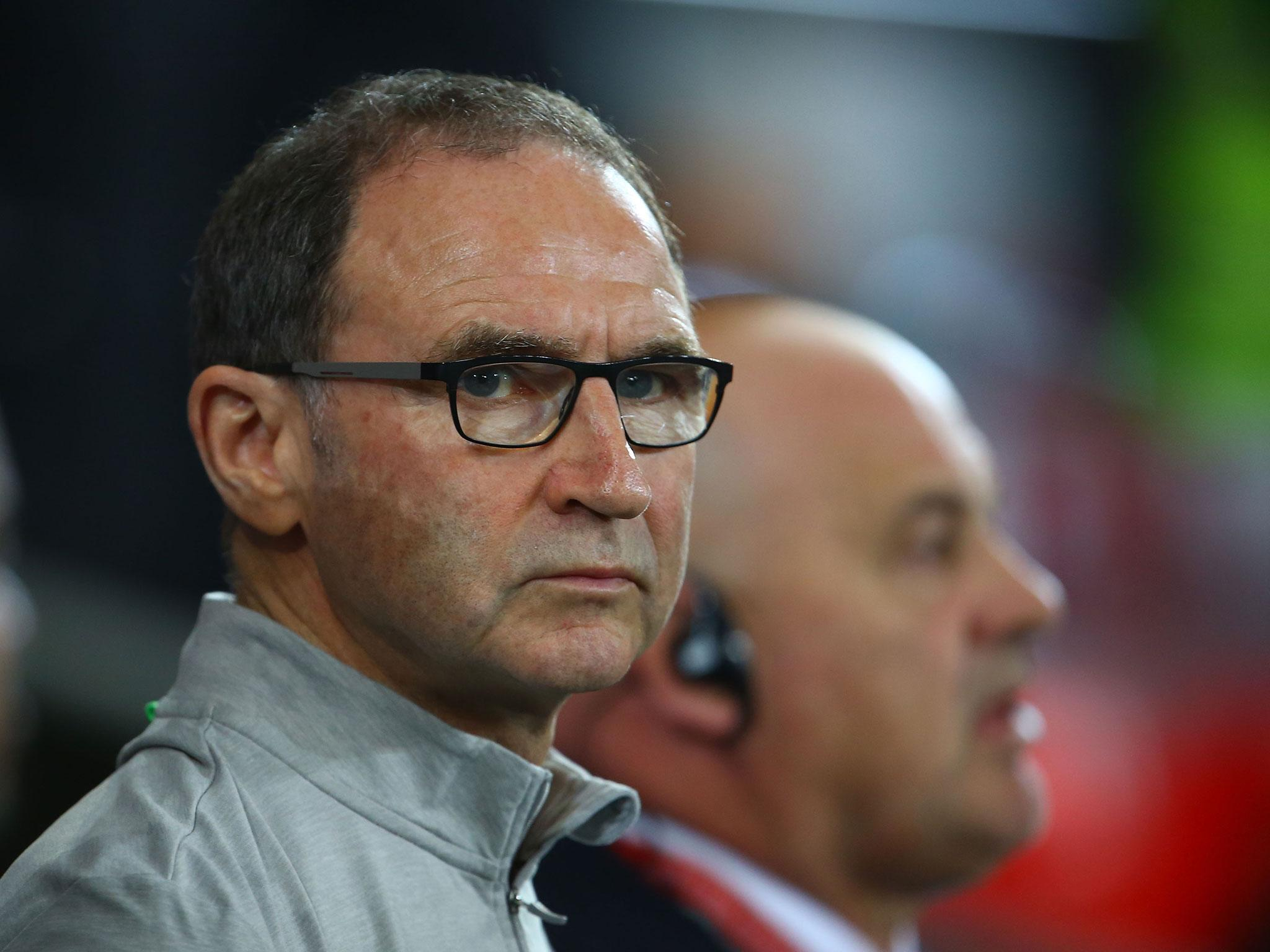 Martin O'Neill's short-term solutions unable to remedy Ireland's long-term problems