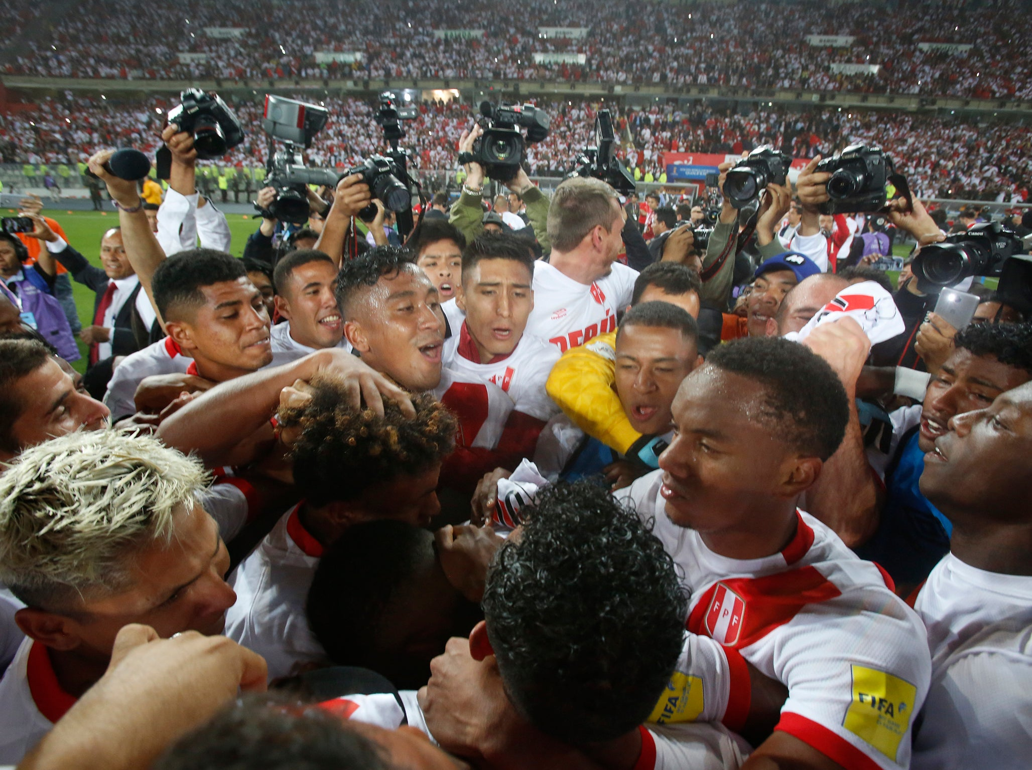 Peru beat New Zealand 2-0 to become the final nation to qualify for the 2018 Russia World Cup