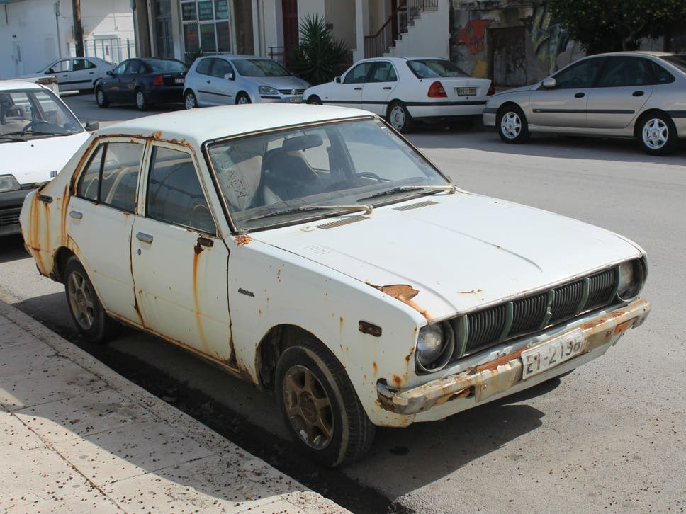 Man forgets where he parks his car - then finds it 20 years later ...